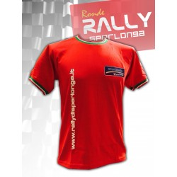 T-shirt Rally di Sperlonga
