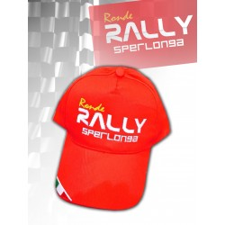 Cappello Rally di Sperlonga